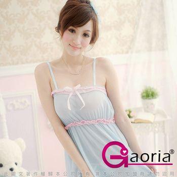 Gaoria 花漾少女-柔紗性感激情睡衣