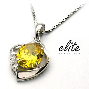 《伊麗珠寶》925純銀項鍊 - 富貴吉祥