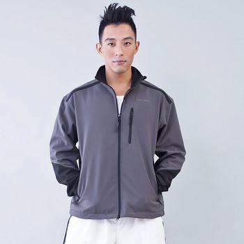 TECL-WOOD防風防水透氣保暖Soft Shell夾克