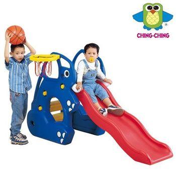 【親親Ching Ching】滑梯系列《大象歡樂溜滑梯》