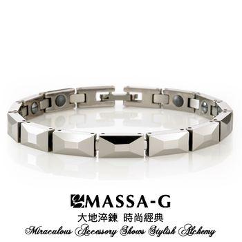MASSA-G Deco系列《純愛系-細版》頂級鎢鋼手環