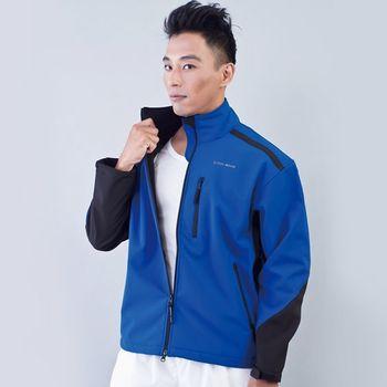 TECL-WOOD防風防水透氣保暖Soft Shell外套