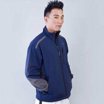TECL-WOOD防風防水透氣保暖Soft Shell(軟殼)夾克