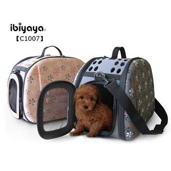 IBIYAYA-EVA輕巧摺疊寵物提籠FC1007