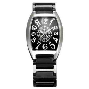 克萊米亞璀璨滿天星精密陶瓷腕錶(大)