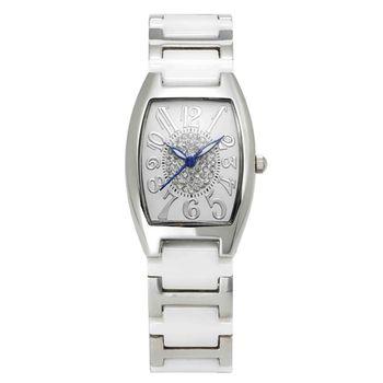 克萊米亞璀璨滿天星精密陶瓷腕錶(小)