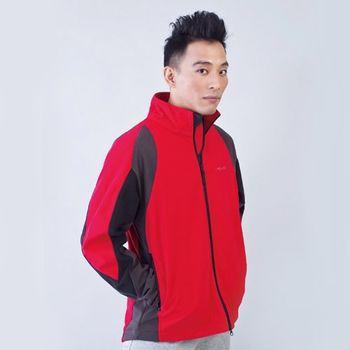 TECL-WOOD《96011》防風防水透氣保暖Fleece男夾克