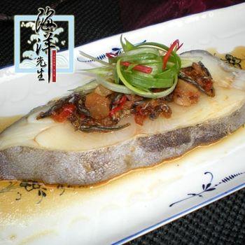 【海洋先生】格陵蘭頂級厚切鱈魚切片10入組