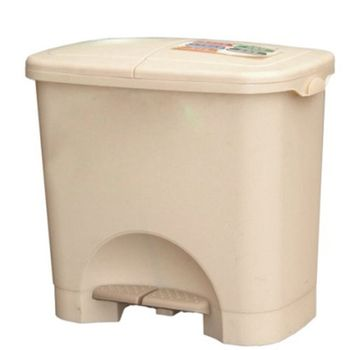 【收納達人】環保四分類垃圾桶