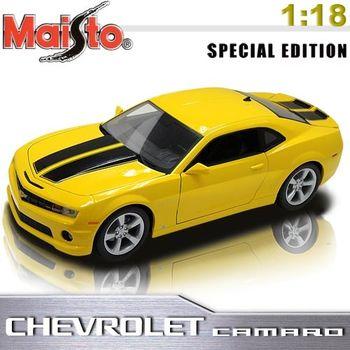 Chevrolet Camaro SS RS 1:18 合金模型車