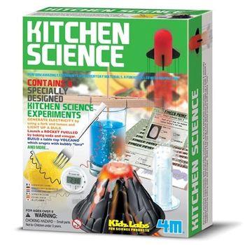 《4M》Kitchen Science 趣味廚房科學