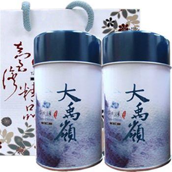 【新造茗茶】大禹嶺特等手採高山茶(150g*2罐)
