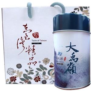 【新造茗茶】嚴選大禹嶺頂級手採高山茶(150g/罐)