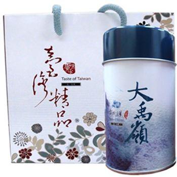 【新造茗茶】大禹嶺特等手採高山茶(150g/罐)