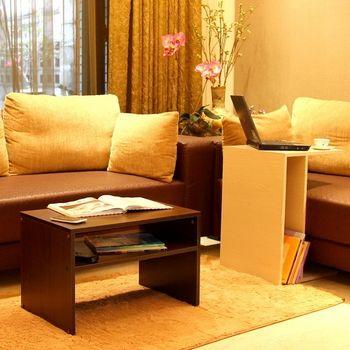 【C &B】樂庭簡潔兩用茶几邊桌