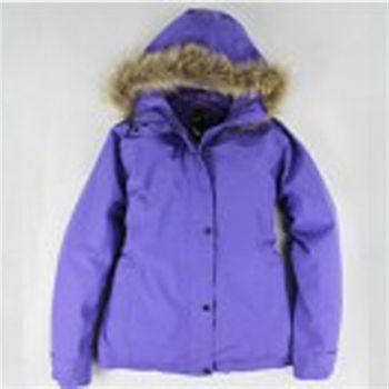 FOX FRIEND女款GORE-TEX單件式外套(1090紫嵐)_網