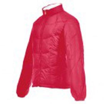 FOX FRIEND女款雙面穿超輕羽絨外套(1090I 桃紅/灰白)網