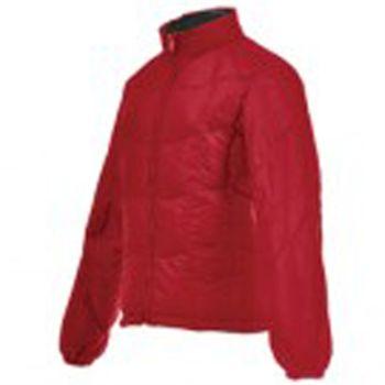 FOX FRIEND女款雙面穿超輕羽絨外套(1090I 暗紅/黑色)網