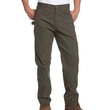 Wrangler 藍哥男耐磨寬鬆木匠牛仔褲