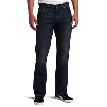 Levi's 527經典修身靴形改革藍牛仔褲