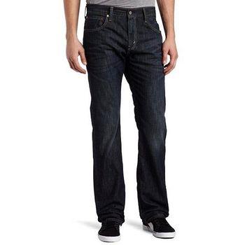 Levi's 527經典修身靴形安迪藍牛仔褲
