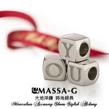 MASSA-G  字言字語Alphabet - 字母墬3個