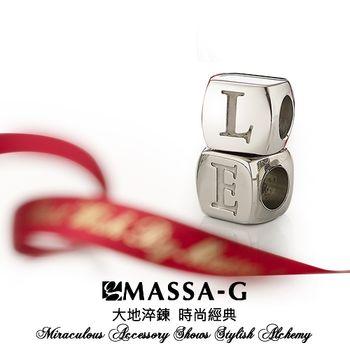 MASSA-G  字言字語Alphabet - 字母墬2個