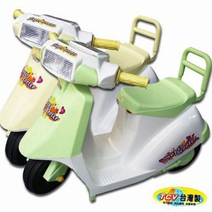 《童樂會》【MIT台灣童車】久達尼-速克達電動摩托車_JD