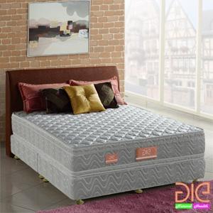 aie 竹碳真三假四線獨立筒床墊(經濟型)-雙人加大6尺