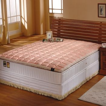 【NINO1881】冬暖夏涼兩用單人床墊