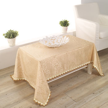 【巴芙洛】安柏桌巾120cmx120cm