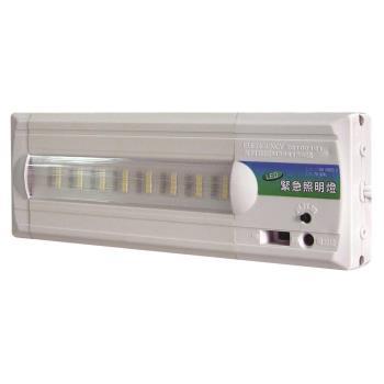 【太星電工】夜神-24LED緊急照明燈IG3001(暖白光)