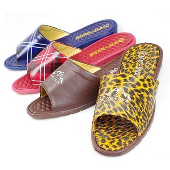 【Love Buy】室內防水止滑拖鞋x12雙入