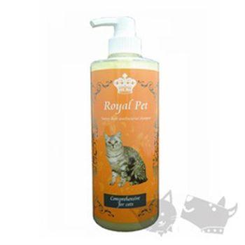 《Royal Pet 皇家寵物》天然草本精華沐浴乳-貓咪專用(2瓶)