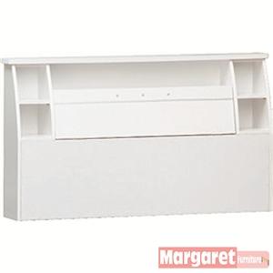 【Margaret】美芙線條雙人5尺床頭箱(3色可選)