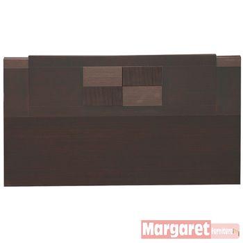 【Margaret】典雅幾何加厚款雙人5尺床頭片(2色可選)