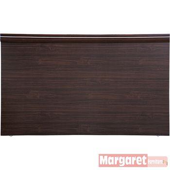【Margaret】平行線木心板雙人5尺床頭片(4色可選)