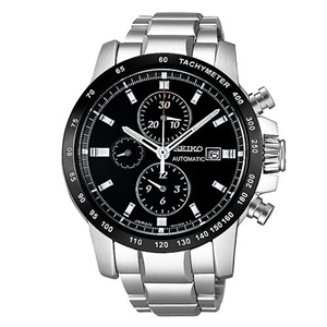 SEIKO 三環計時視距儀機械錶