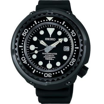 SEIKO Prospex 專業運動千米鈦金潛水機械腕錶