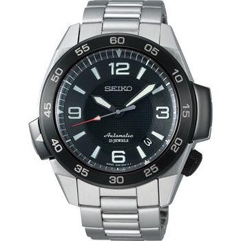 SEIKO Prospex 4R35 冒險家運動機械腕錶