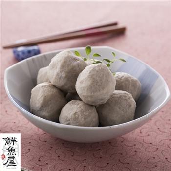 【鮮魚屋】特級虱目魚丸(600g)×10包-型網