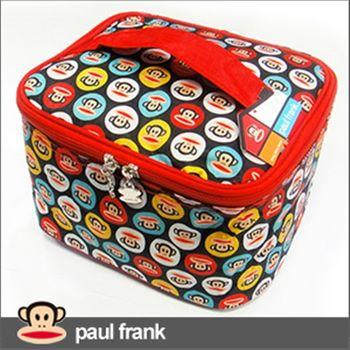 【paul frank】大嘴猴化妝包-任