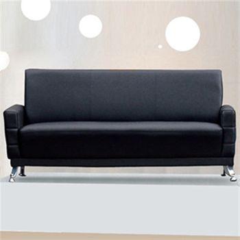 【時尚屋】188型三人座透氣厚皮沙發(可選色)
