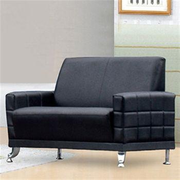【時尚屋】188型二人座透氣厚皮沙發(可選色)