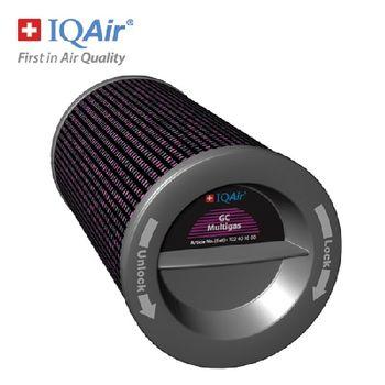 《瑞士IQAir》 GC MultiGas氣體過濾筒