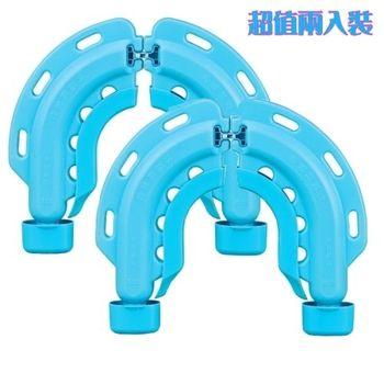 【勳風】節能雙用降溫冰晶片組HF-1416H*2入