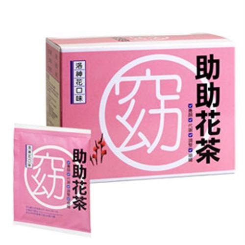 【亞山娜生技】助助花茶1盒入(20包/盒)