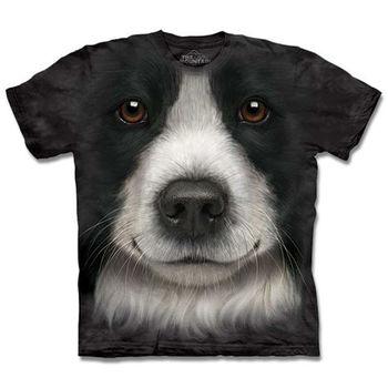 【摩達客】預購3XL-The Mountain 邊境牧羊犬 T恤