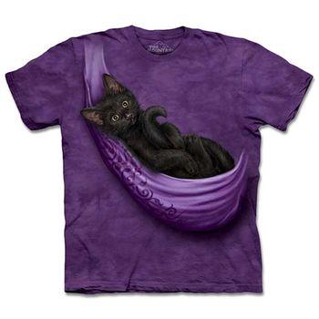 【摩達客】預購3XL-The Mountain 貓搖籃 T恤