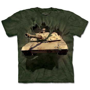 【摩達客】預購3XL-The Mountain 突破坦克 T恤